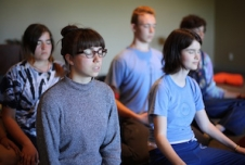 How Self-Compassion Can Help Teens De-stress