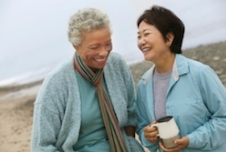 Friends Help Our Health As We Age