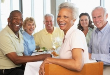 How Social Connections Keep Seniors Healthy