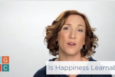 Is Happiness Learnable?