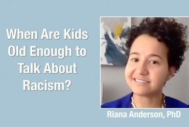 When Are Kids Old Enough to Talk About Race?
