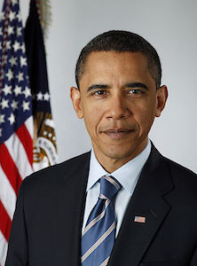Present Barack Obama