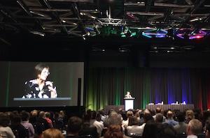 2017 IPPA president Barbara Fredrickson kicks off the 5th World Congress.