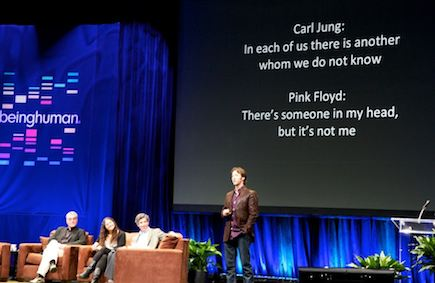 Neuroscientist David Eagleman