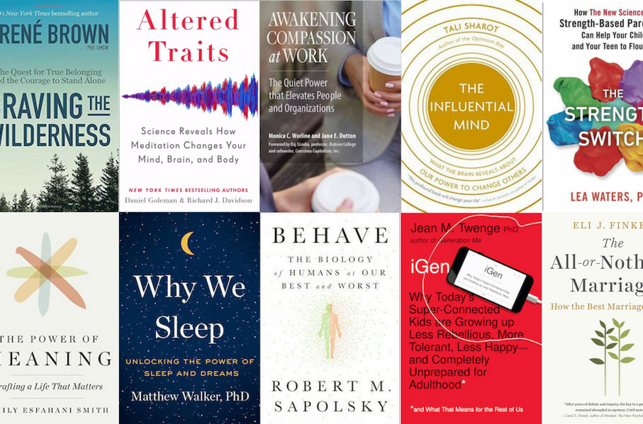 Our Favorite Books Of 2017 Greater Good