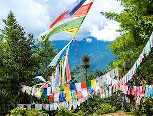 Bhutan, the country with the greatest happiness equality