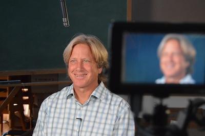 UC Berkeley professor and Greater Good Science Center director Dacher Keltner co-teaches GG101x.