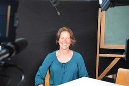 GG101x co-instructor Emiliana Simon-Thomas