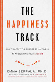"Read <a href=""http://greatergood.berkeley.edu/article/item/manage_your_energy_not_your_time"">our review</a> of <em>The Happiness Track</em>."