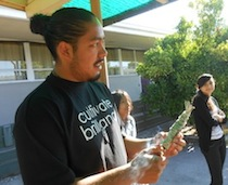 Kurt Kaaekuahiwi is a middle school SEL teacher-leader in Oakland Unified.