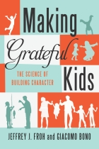 "Read our adaptation from Froh and Bono's book,  <a href=""http://greatergood.berkeley.edu/article/item/seven_ways_to_foster_gratitude_in_kids"">Seven Ways to Foster Gratitude in Kids</a>."