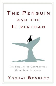 "<a href=""http://www.amazon.com/Penguin-Leviathan-Cooperation-Triumphs-Self-Interest/dp/0385525761/ref=sr_1_1?ie=UTF8&qid=1312242128&sr=8-1"">Crown Business, 2011, 272 pages</a>"