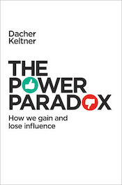 """Read our adaptation from Keltner's book, """"<a href=""""http://greatergood.berkeley.edu/article/item/how_to_find_your_power_avoid_abusing_it"""">How to Find Your Power—and Avoid Abusing It</a>."""""""