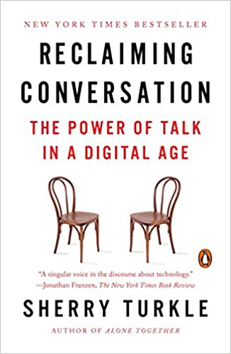"Read a Q&A with Sherry Turkle, ""<a href=""http://greatergood.berkeley.edu/article/item/how_smartphones_are_killing_conversation"">How Smartphones Are Killing Conversation</a>."""
