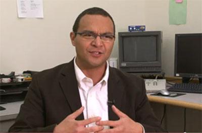 GGSC Executive Committee member and UC Berkeley psychologist Rodolfo Mendoza-Denton.