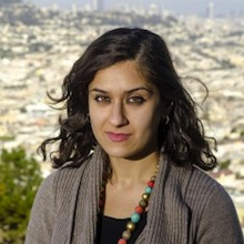 "<a href=""https://globalvoices.org/2014/10/27/get-to-know-global-voices-managing-editor-sahar-habib-ghazi/"">Sahar Habib Ghazi</a>"