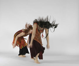 Gina Gibney's choreography has been widely presented in the United States and Abroad.