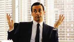 Can Don Draper from the TV series <em>Mad Men</em> increase your emotional intelligence?