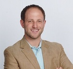 """Evan M. Kleiman is examining """"the potential for gratitude to play a role in suicide prevention"""" as a UC Berkeley Greater Good Science Center <a href=""""http://greatergood.berkeley.edu/expandinggratitude/gratitude_dissertation_fellows"""">dissertation fellow</a>."""