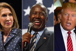 Carly Fiorina, Ben Carson, Donald Trump: Rational actors?