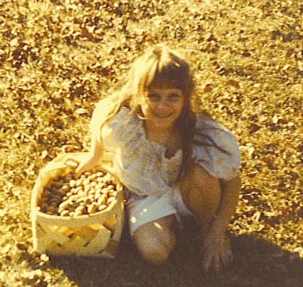 Keesha Delger, age 7